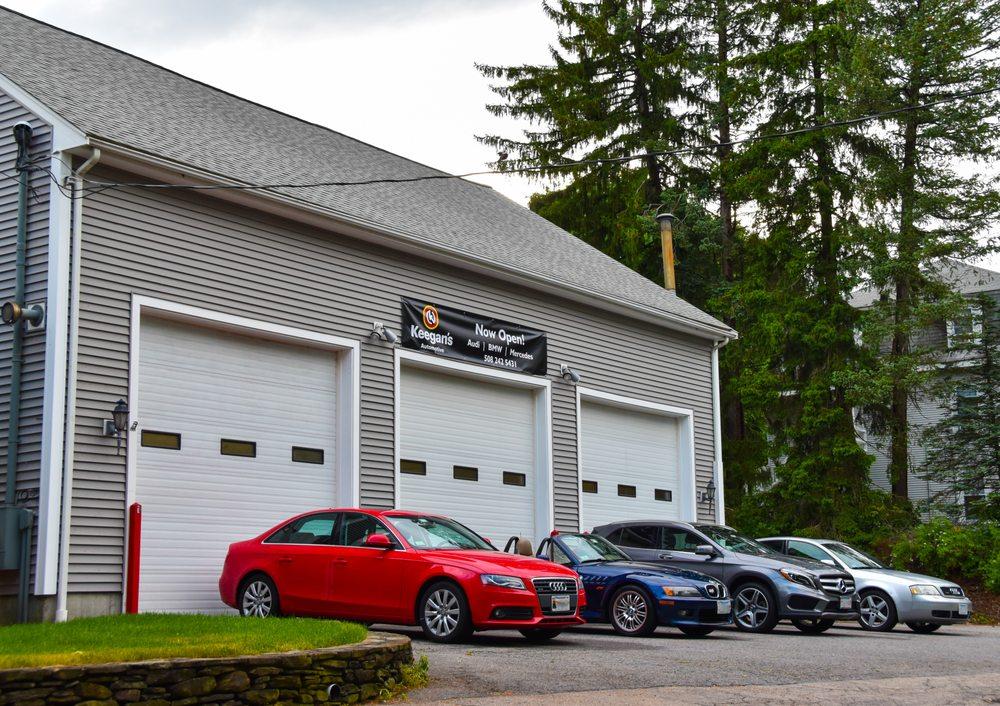 Keegan's Automotive: 27 Brook St, Medfield, MA