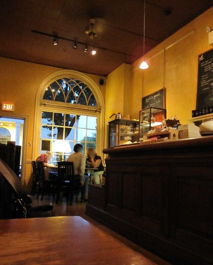 Gryphon Cafe Wayne Reviews