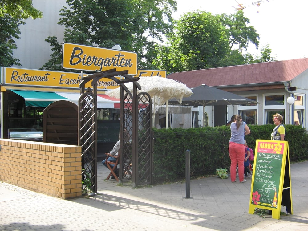 biergarten eddi birrerie all 39 aperto b rgerstr 62 britz berlino berlin germania. Black Bedroom Furniture Sets. Home Design Ideas