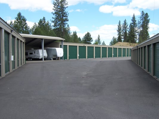 Storage Solutions Spokane 4200 S Cheney Spokane Rd Spokane, WA Warehouses  Self Storage   MapQuest