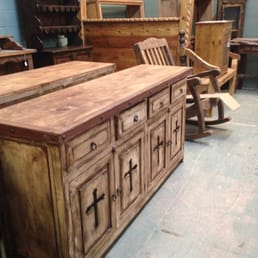 Photo Of Rustic Furniture Design   El Paso, TX, United States. Wooden  Furniture