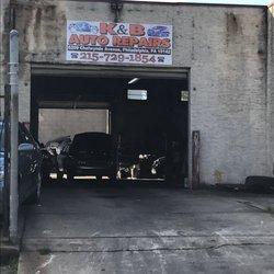 K & B Auto Repair - Auto Repair - 6209 Chelwynde Ave, Philadelphia ...