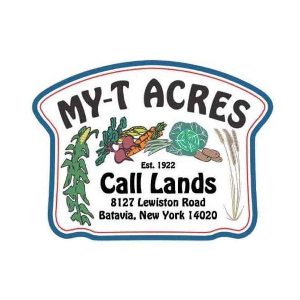 Photo of My-T Acres - Batavia, NY, United States. My-T Acres Logo