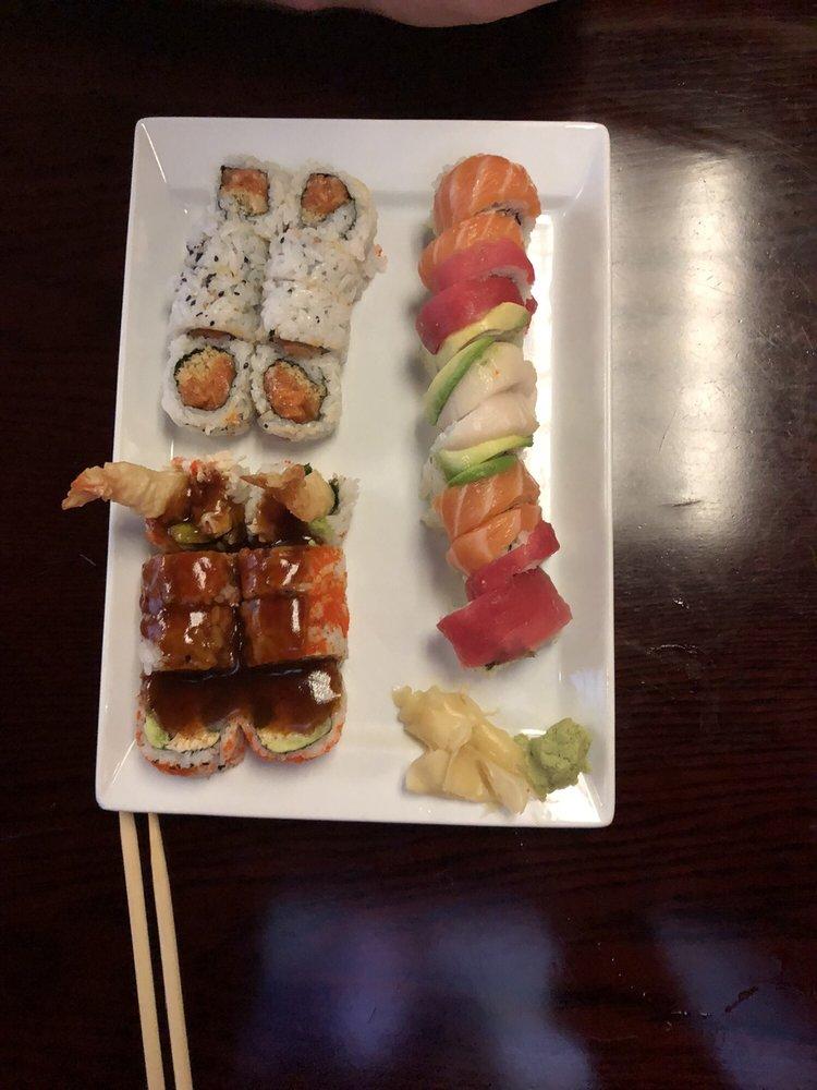 Asahi Sushi & Asian Grill: 102 Woodland Hwy, Belle Chasse, LA