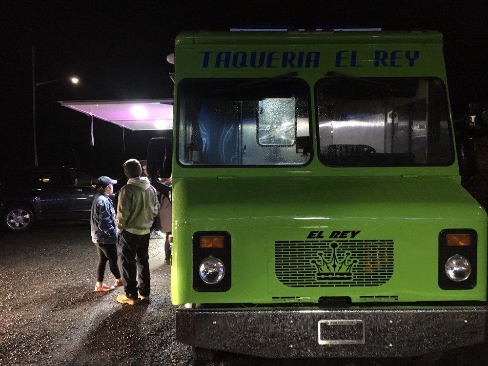 Taqueria El Rey Food Truck