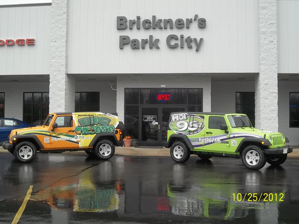 Brickner's Park City Chrysler Jeep Dodge - Auto Repair ...