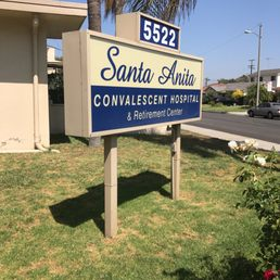 Photos For Santa Anita Convalescent Hospital Yelp