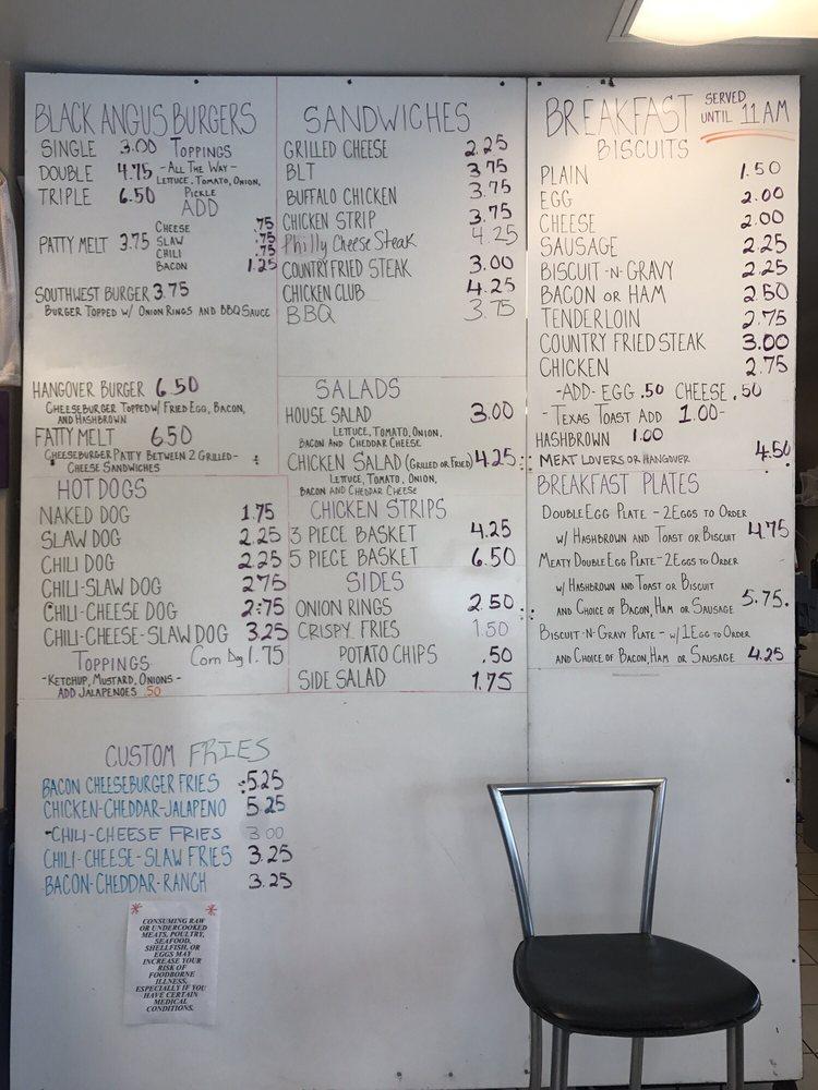 Little Indian Grill: 2065 Hwy 19 N, Dahlonega, GA