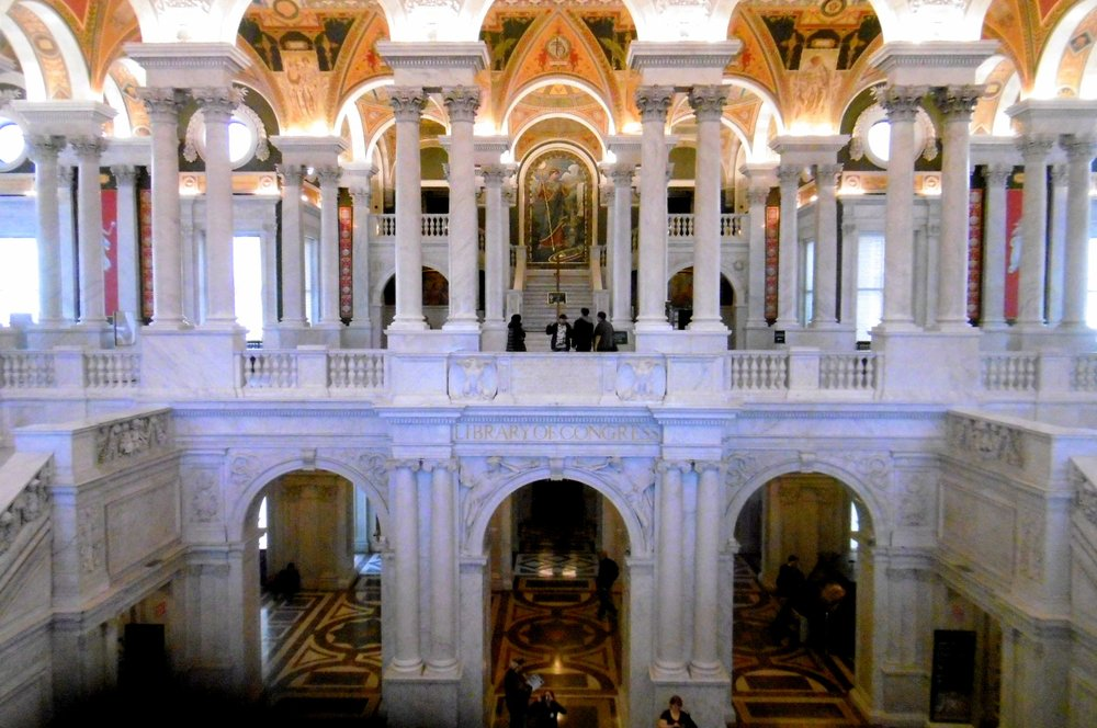 Library of Congress: 101 Independence Ave SE, Washington, DC, DC