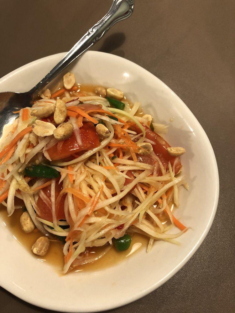 Thai Basil Restaurant: 530 Winfield Dunn Pkwy, Sevierville, TN