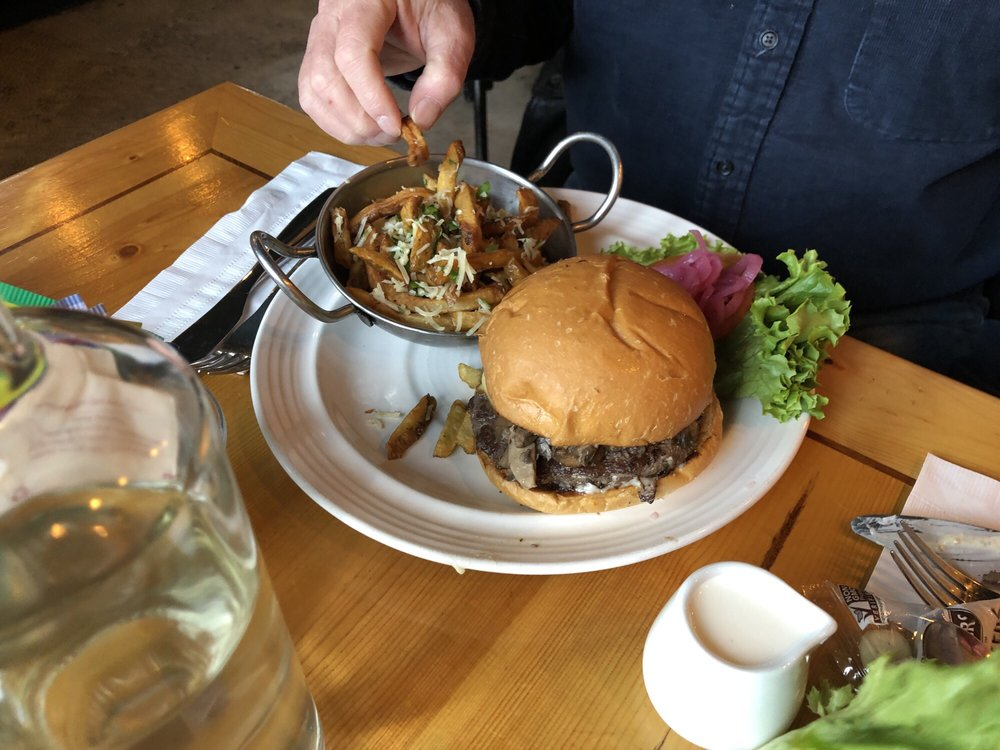 Homegrown Public House & Brewery: 294 Laurel St, Florence, OR