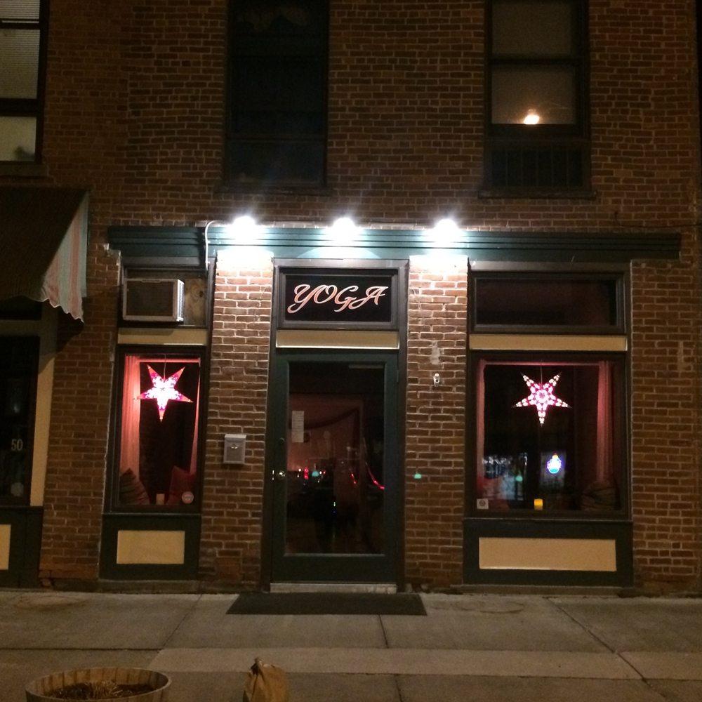 Universal Prana Yoga: 35 Genesee St, Greene, NY