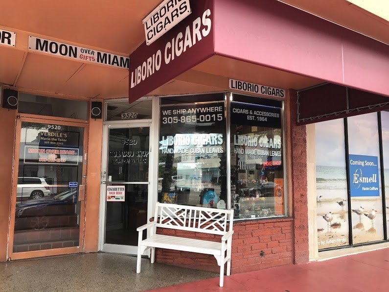 Liborio Cigar & Tobacco Shop: 9520 Harding Ave, Surfside, FL