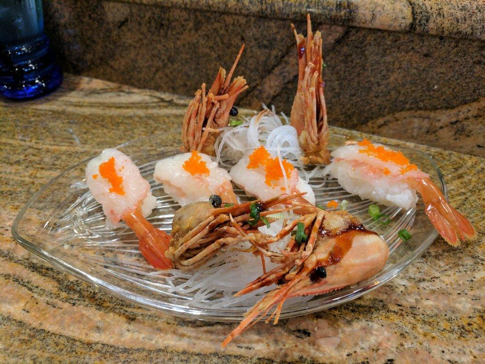 Ginza Sushi And Asian Cuisine: 220 W Gurley St, Prescott, AZ