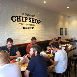 Photo Of The Traditional Chip Shop Bondi Beach New South Wales Australia