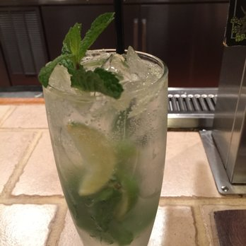 Photo Of Olive Garden Italian Restaurant   Whittier, CA, United States.  Mojito At