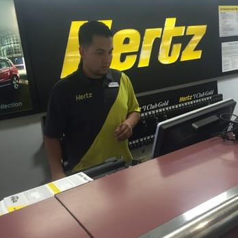 Hertz Rent A Car - 13 Photos & 44 Reviews - Car Rental - 3400 E ...