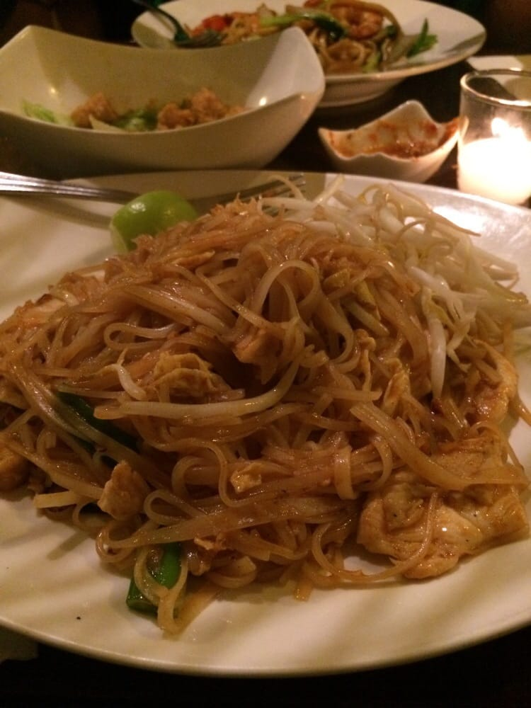 Mint Thai Kitchen Menu