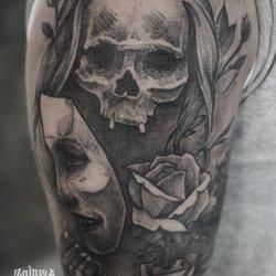 Zajawa Tattoo 15 Zdjęć Tatuaż Ul świętojańska 18 5