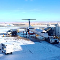 Photo Of Billings Logan International Airport Mt United States Airplanes In