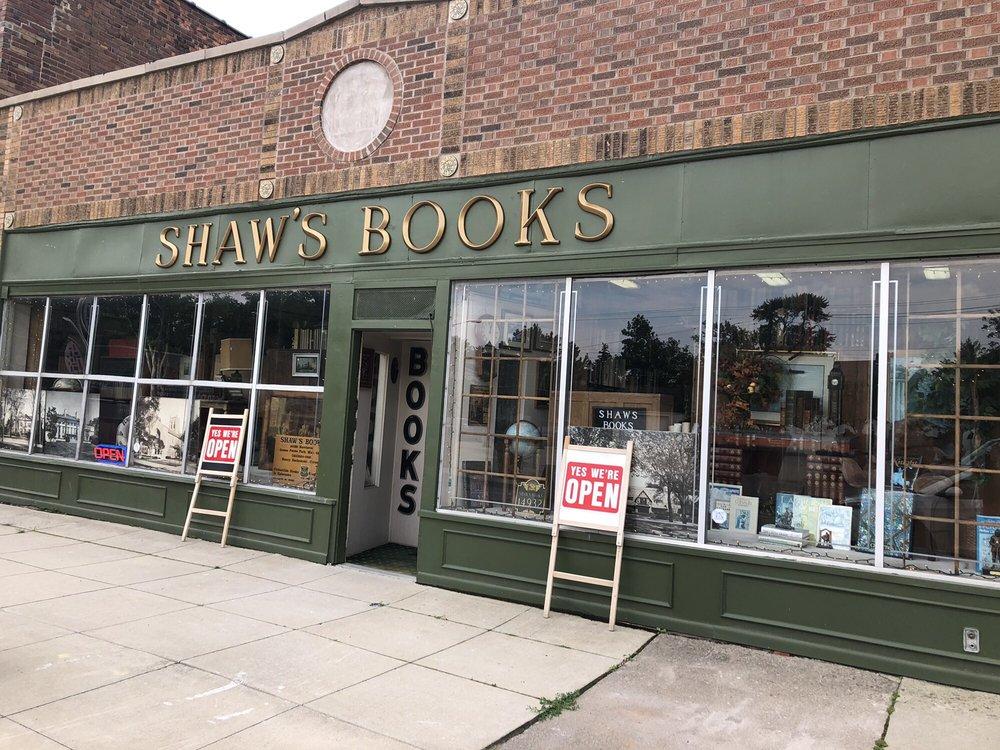 Shaw's Books: 14932 Kercheval, Grosse Pointe, MI