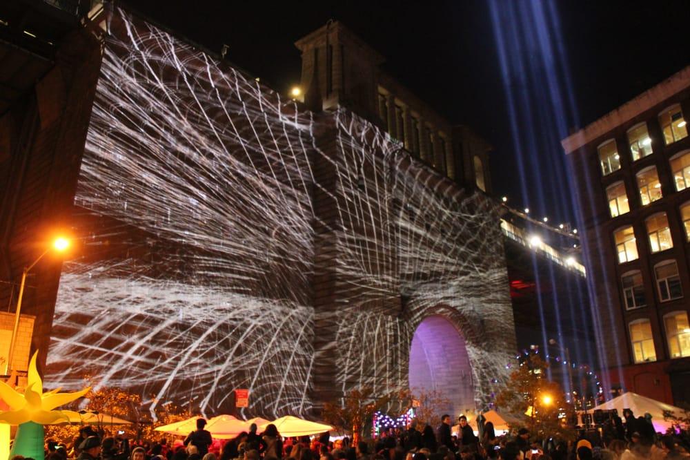 New York Festival Of Light NYFOL