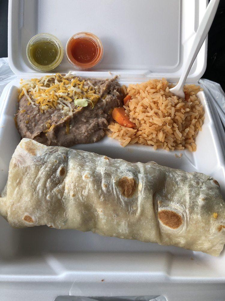 Lucy's Tacos: 17 E 3rd St, La Junta, CO