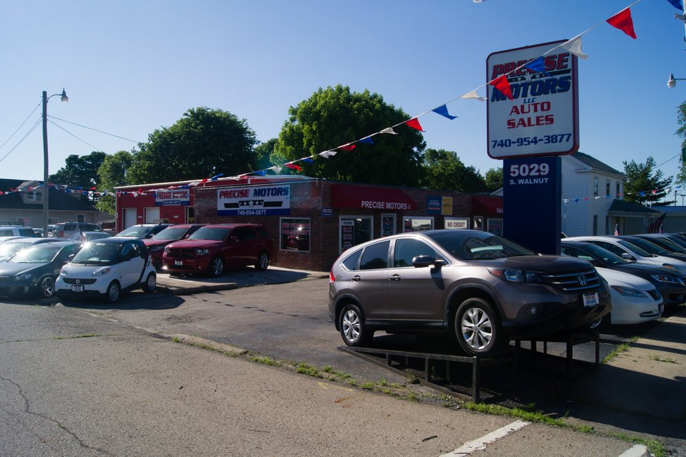 Precise Motors: 5029 S Walnut St, South Bloomfield, OH