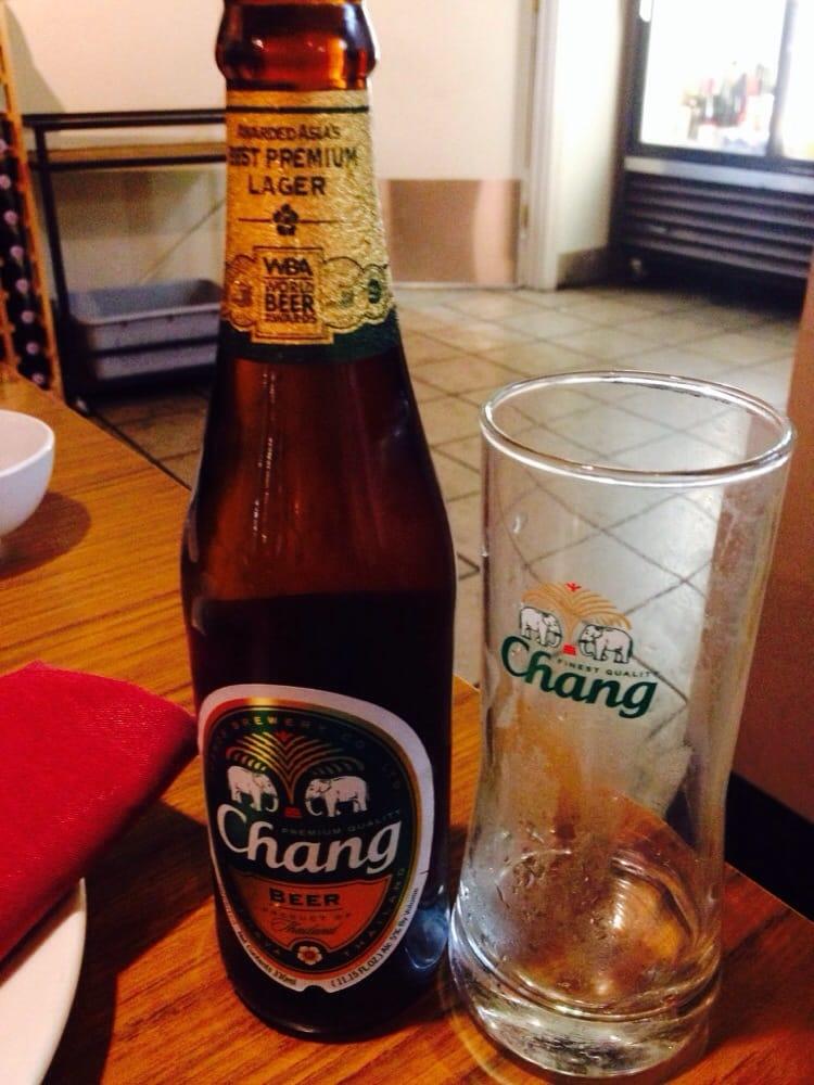 Chang Beer B Got Yelp