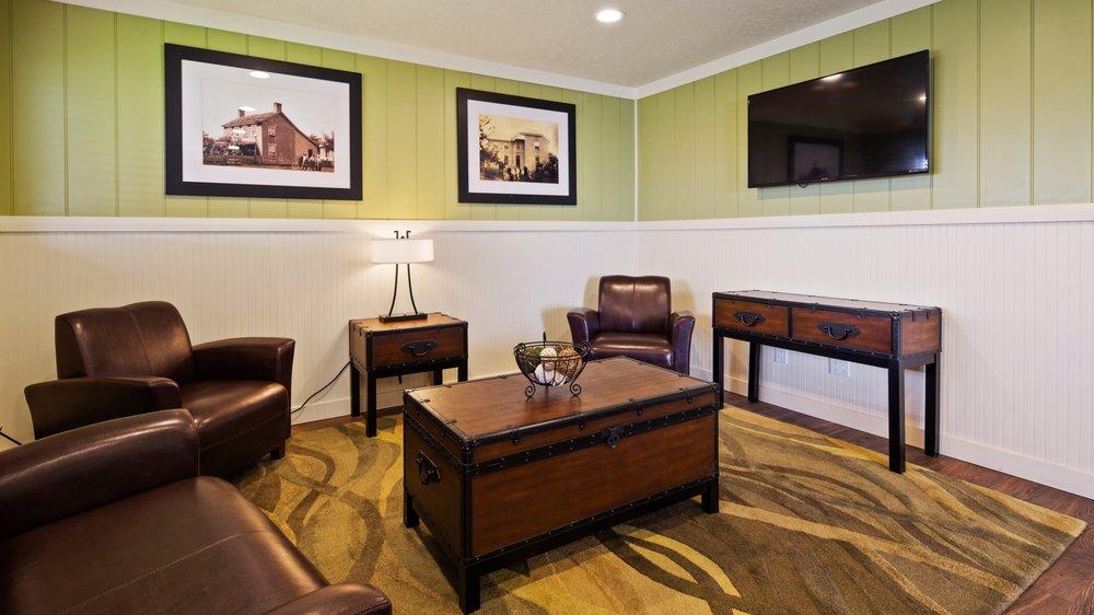 Best Western Paradise Inn & Resort: 905 N Main St, Fillmore, UT