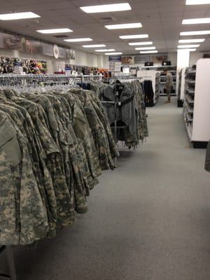 Military Clothing Sales Store - Men's Clothing - 35203 3rd ... - photo#16