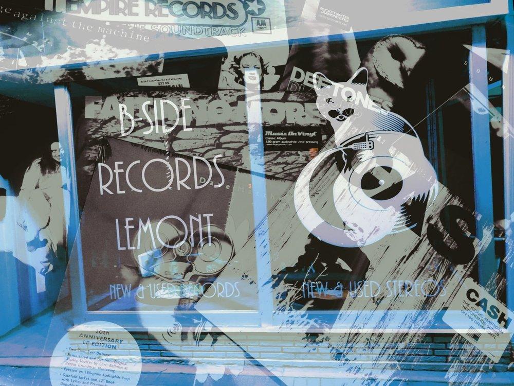 B-Side Records: 114 Stephen St, Lemont, IL