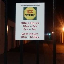 Photo Of EZ Storage   Buena Park, CA, United States. Gate Hours Suck
