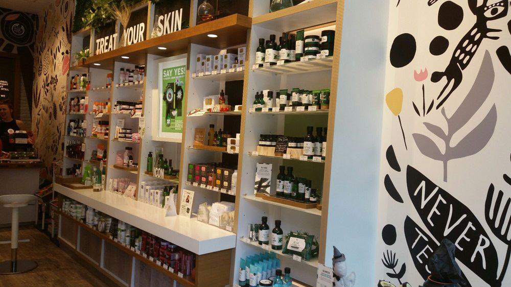 The Body Shop - Cosmetics & Beauty Supply - 11711 Domain ...