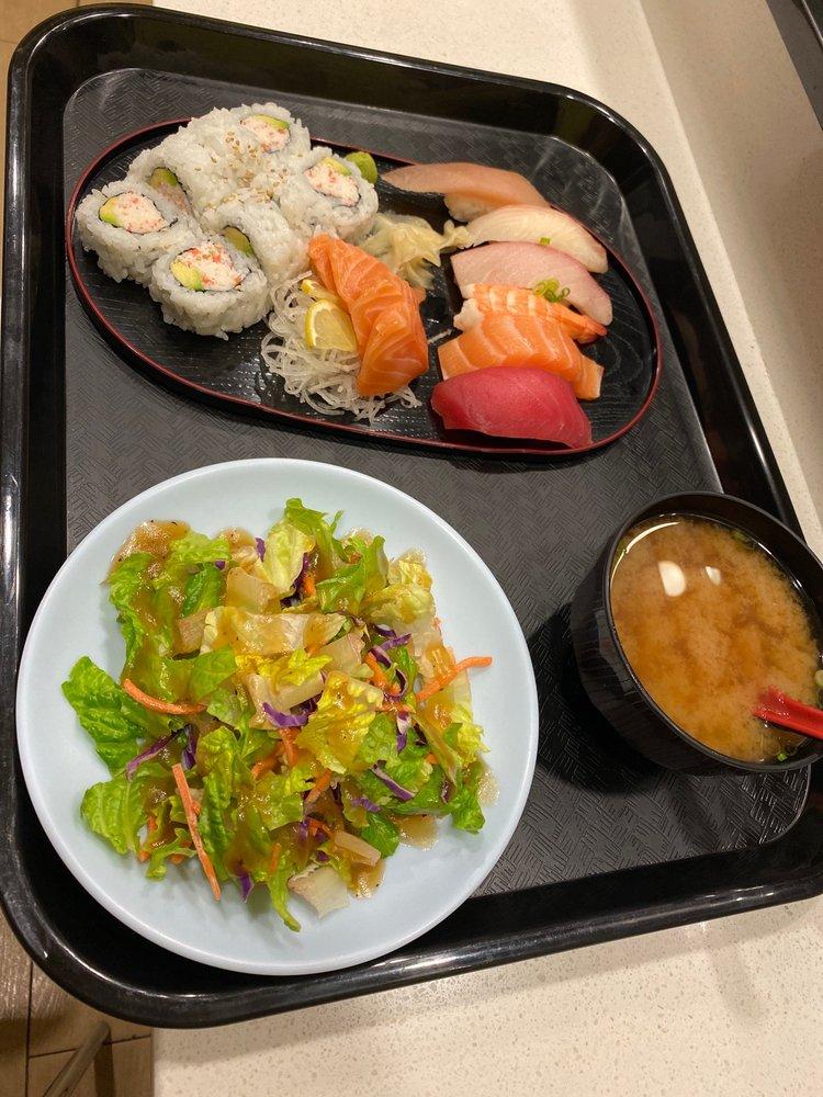 Food from Cardinal Sushi