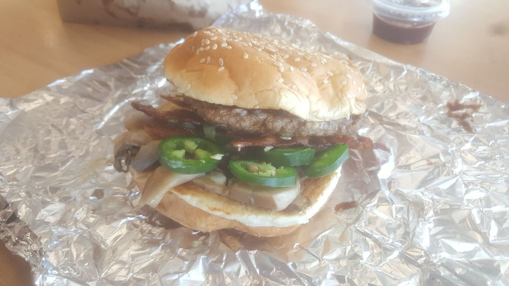 Five Guys: 399 Cypress Gardens Blvd, Winter Haven, FL
