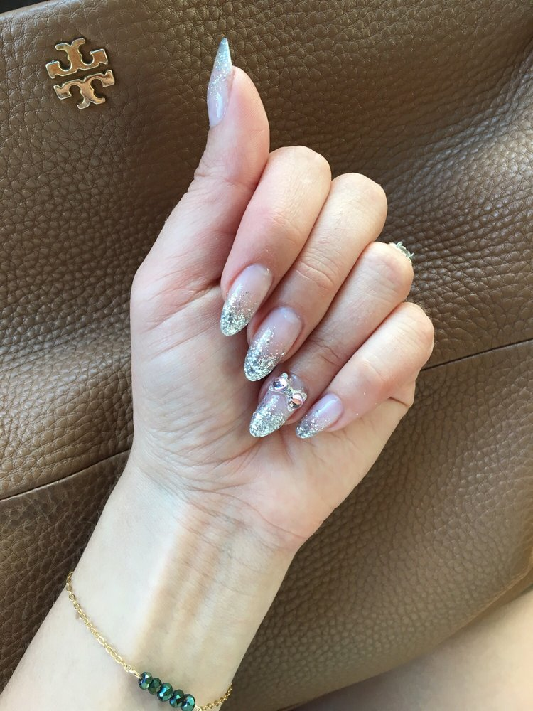 Katie is my nail goddess! I always leave looking fabulous:) - Yelp