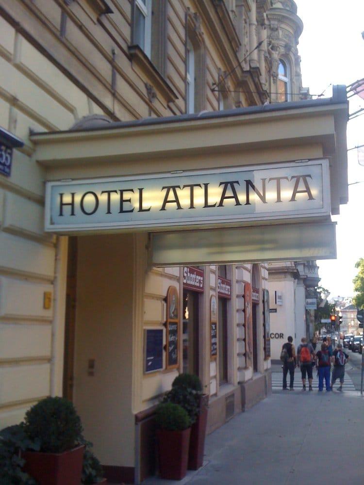 Hotel atlanta hotel alsergrund vienna wien austria for Hotel numero