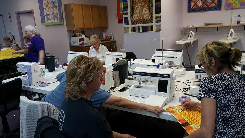 Sew Unique By Jackie: 51095 Bittersweet Rd, Granger, IN