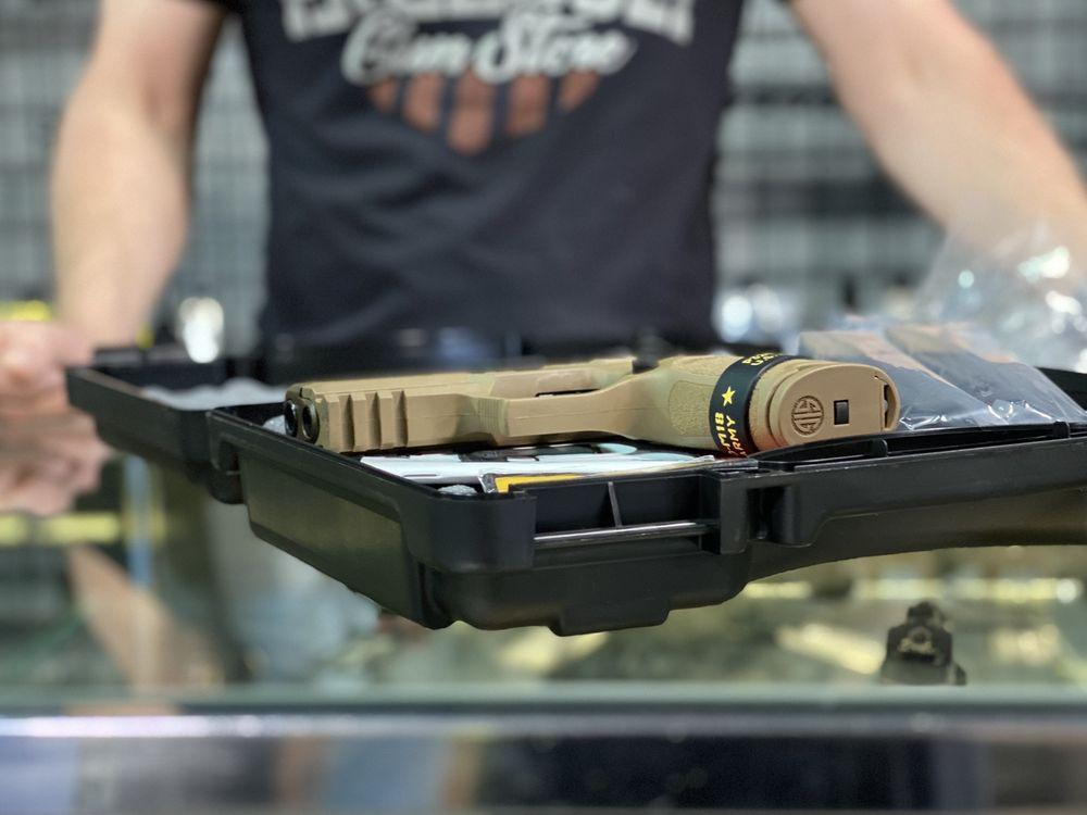 Freedom Firearms: 7150 S Durango Dr, Las Vegas, NV