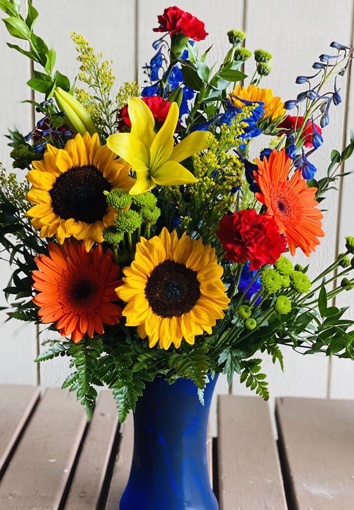 Merced Floral: 2855 G St, Merced, CA