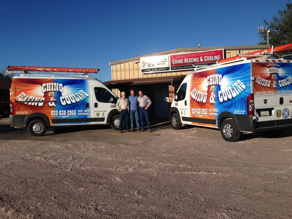 Chino Heating & Cooling: 550 N US Hwy 89, Chino Valley, AZ