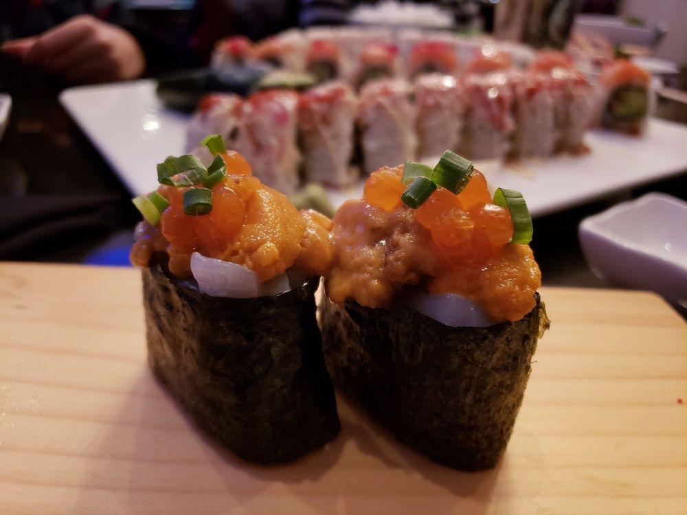 Social Spots from Osho Sushi & Bar