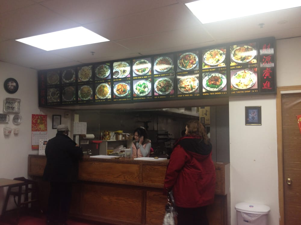 Great Wall Chinese Kitchen Zion Il