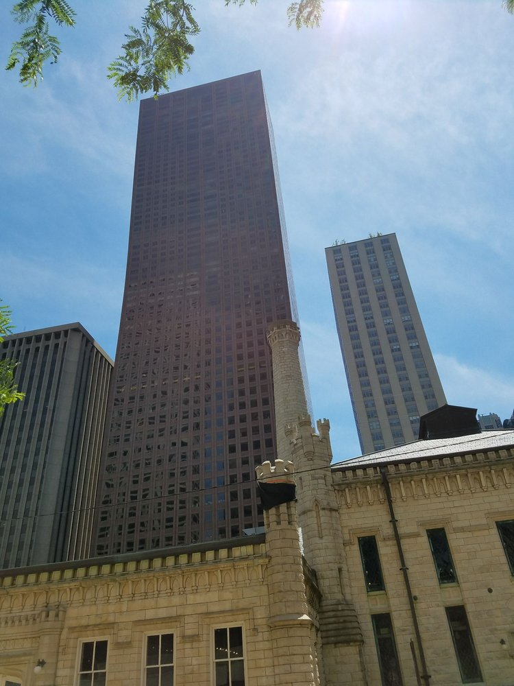 Olympia Centre: 737 N Michigan Ave, Chicago, IL