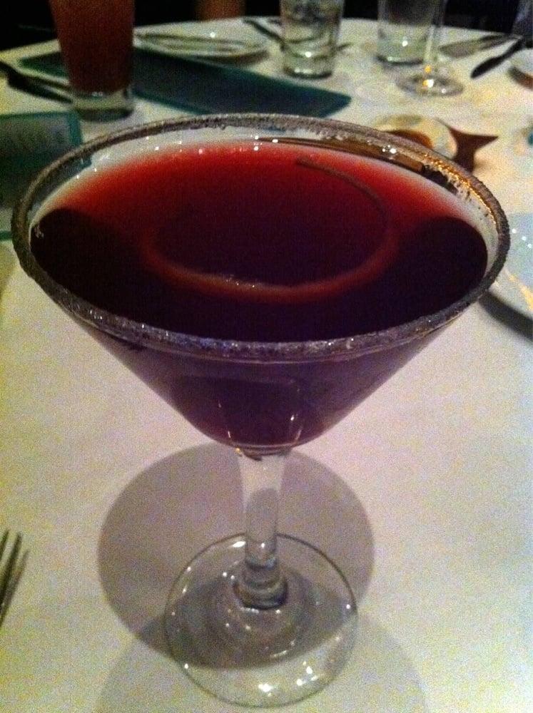 Juice drink yelp for Passion fish reston va