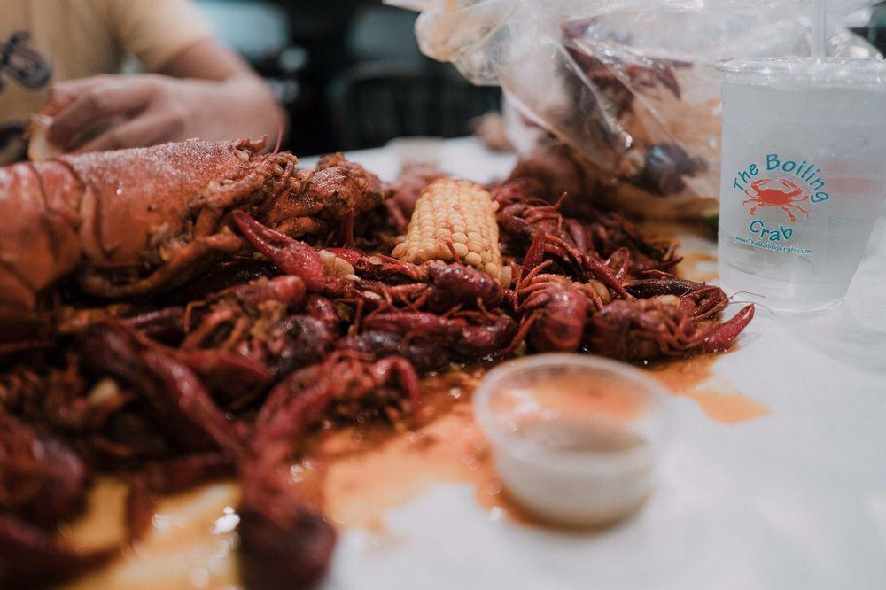 The Boiling Crab 1639 Fotos E 2747 Avalia Es Creole 13892 Brookhurst St Garden Grove Ca
