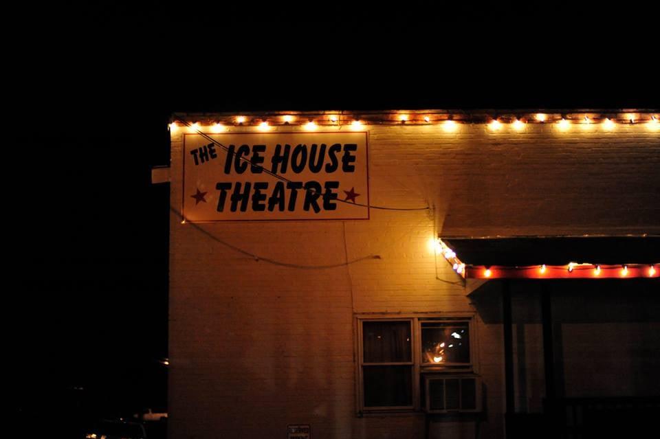The Ice House Theatre: 112 N Webb St, Selma, NC