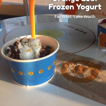 Orange Leaf Frozen Yogurt - 18 Photos & 24 Reviews - Ice ...