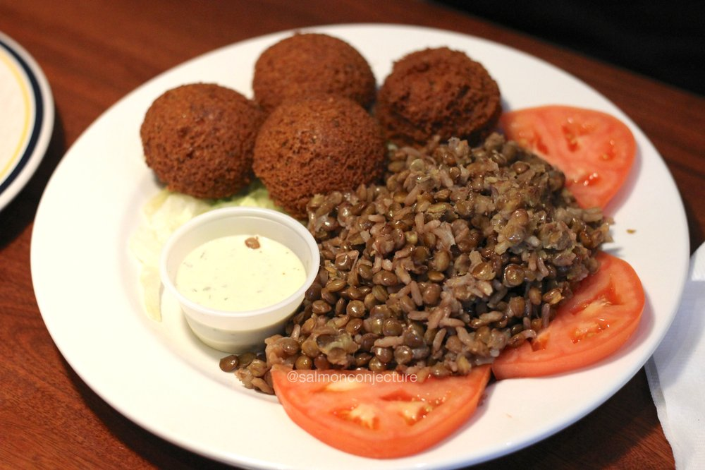 Food from Elia's Mediterranean Cuisine